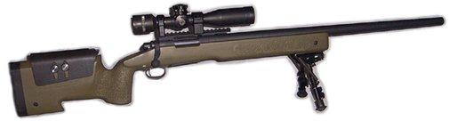 Texas Brigade Armory - USMC M40A3 (McMillan A4 Stock) Tactical Rifle