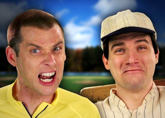 Babe Ruth vs Lance Armstrong. Epic Rap Battles of History Season 2 - YouTube