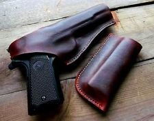 Matching Mag and OTW Holster-Handmade in the US