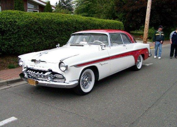 1955 Desoto Firedome Coupe
