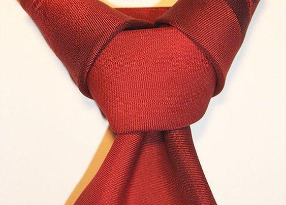 Merovingian Tie Knot