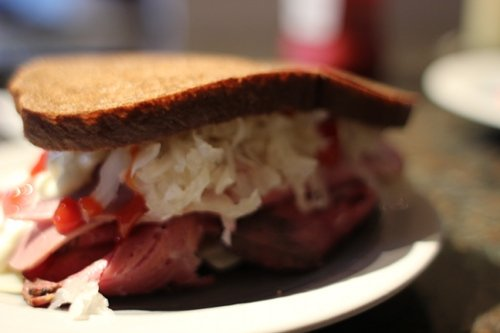 AoM Month of Sandwiches Day #1: The Breakfast Reuben | The Art of Manliness