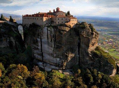 Meteora Monastery, Greece