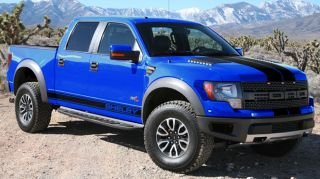 Shelby builds a pickup truck