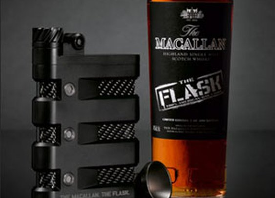 The Macallan Single Malt Flask