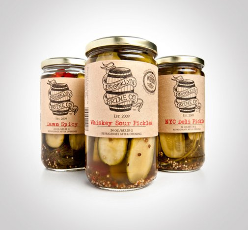 Whiskey Sour Pickles