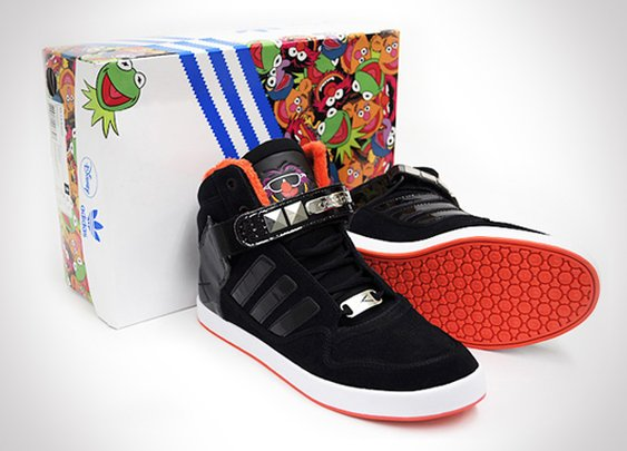Muppets Adidas Animal Sneakers