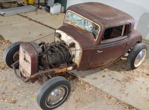 Champion barn find: Long-lost '32 Ford was drag-racing star - Old Cars Weekly