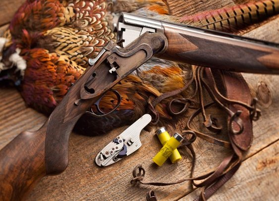 Webley And Scott | Shotguns