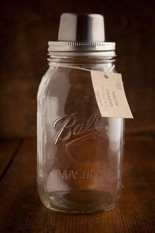 The Mason Shaker   Bourbon & Boots
