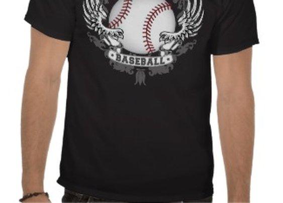Amazing Zazzle: Zazzle T-Shirt from TOP: Baseball Wings Shirts