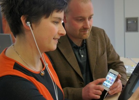BioAid app turns the iPhone into a hearing aid