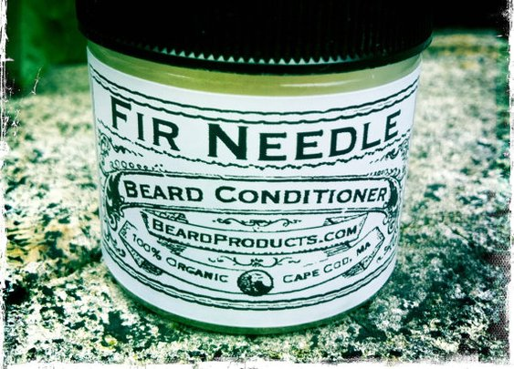 Fir Needle Beard Conditioner