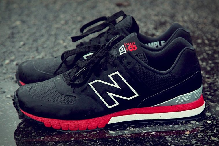 snickers new balance
