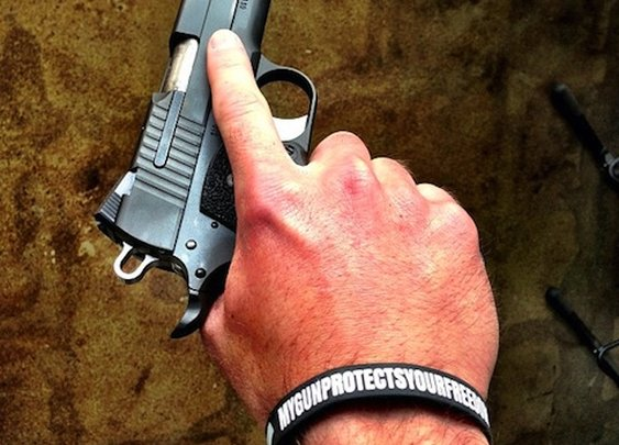 Pro-2A Wristband Supports Sandy Hook | The Truth About GunsThe Truth About Guns