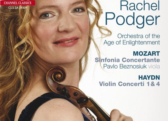 Joseph Haydn – Violin Concerto in G Major HobVIIa:4 – Rachel Podger, Orchestra of the Age of Enlightenment