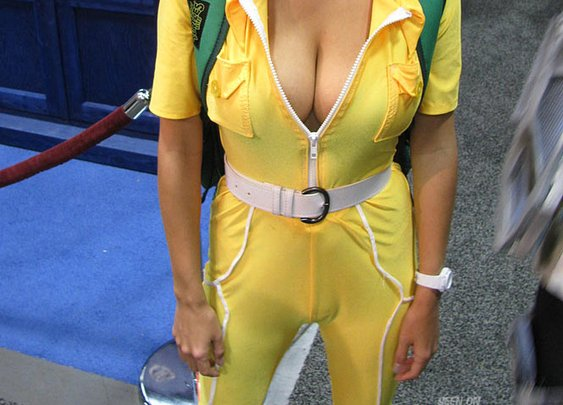 Ninja Turtles April O'Neil Cosplay