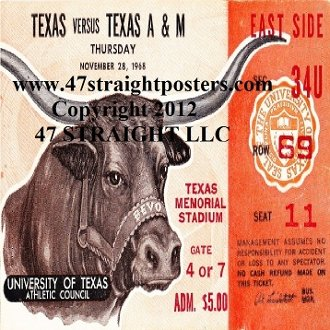 Texas Longhorn football gifts. Father's Day Gifts for Texas Longhorn fans