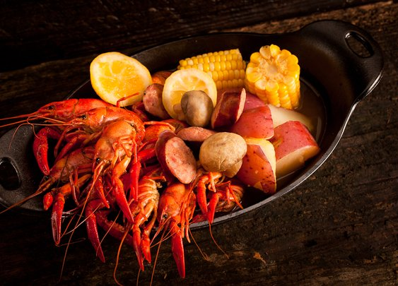 The Right Way to Clean, Cook and Eat Crawfish | Bourbon & Boots