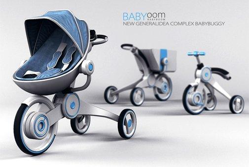 Babyoom - The Everlasting Baby Pram
