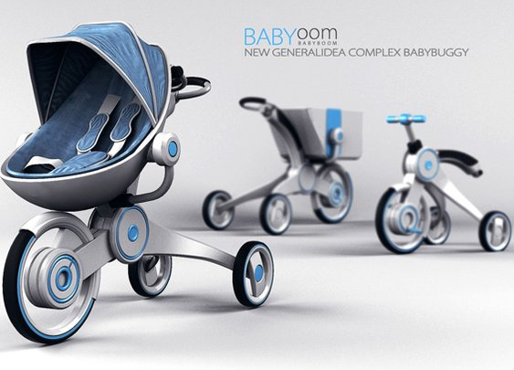 Babyoom - The Everlasting Baby Pram