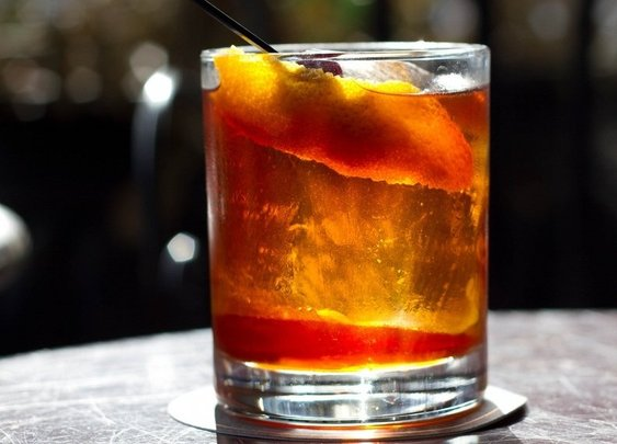 History of the Old Fashioned: Cognac vs. Bourbon | Bourbon & Boots