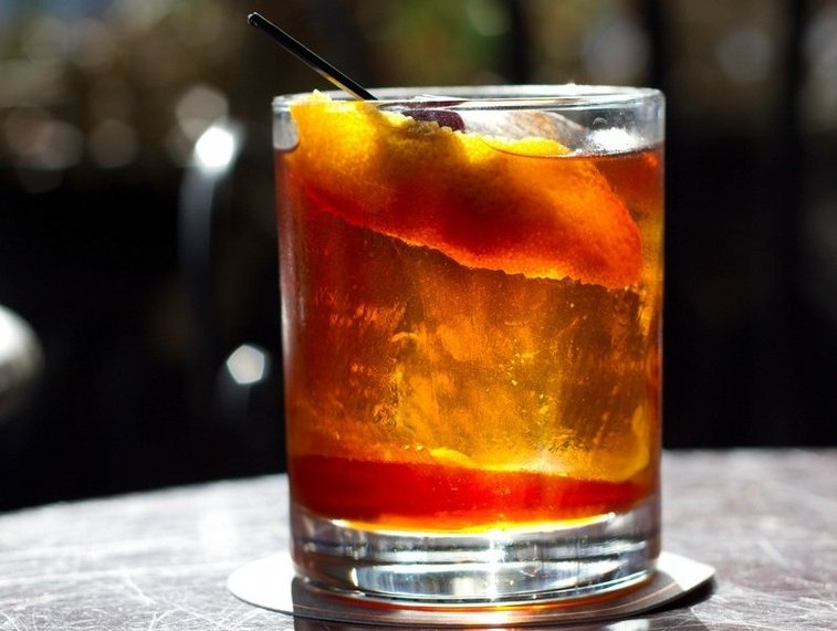 History of the Old Fashioned: Cognac vs. Bourbon   Bourbon & Boots