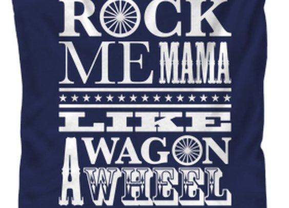 Wagon Wheel Tank Top Patriot Edition