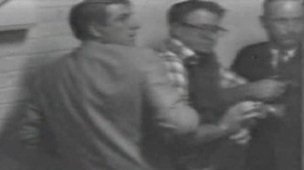 BBC-Lost film of King's Killer Unearthed