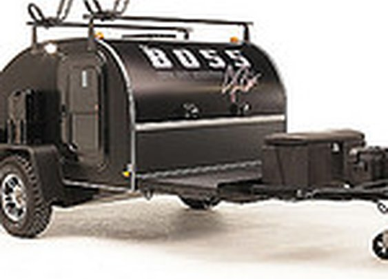 The B.O.S.S. Bug-Out Camper