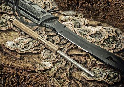 Scorpion Knives: Mel Parry Brute Combat Survival Blade