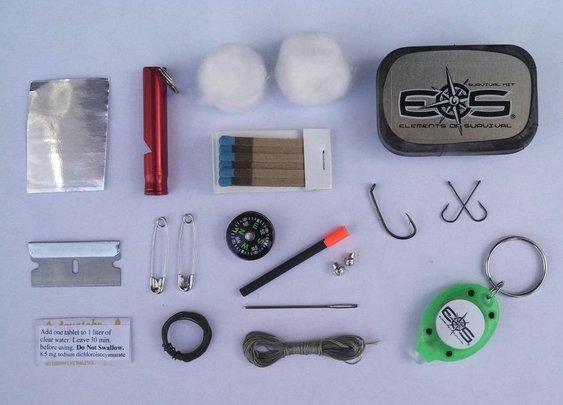 EOS Compact Survival Kit www.compactsurvival.com