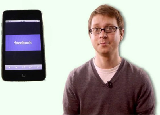 Facebook Phone - LEAKED PROMO! (Parody) - YouTube