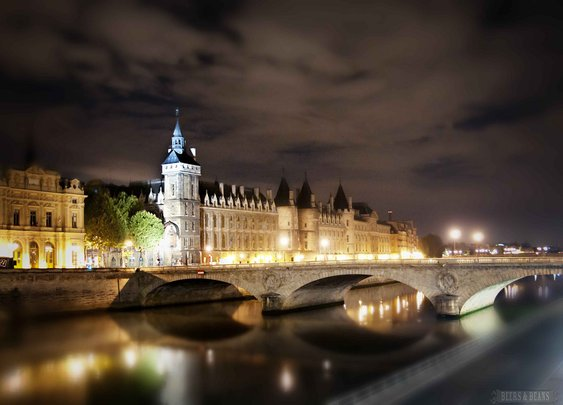 Photos of Paris at Night