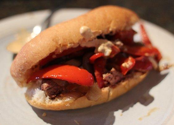 #5: The Drunken Steak Sandwich   The Art of Manliness
