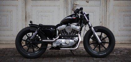1987 Harley Davidson Sportster XL 883