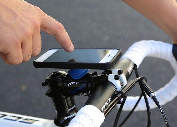 Quad Lock iPhone 5 Bike Mount