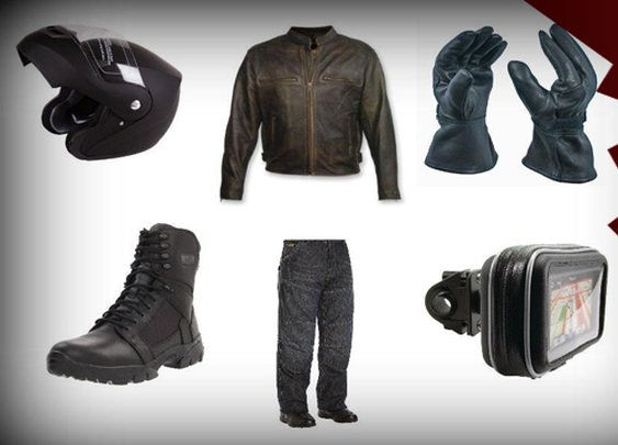 Best Motorcycle Gear For Men – Manly Gear Essentials | Manly Adventure