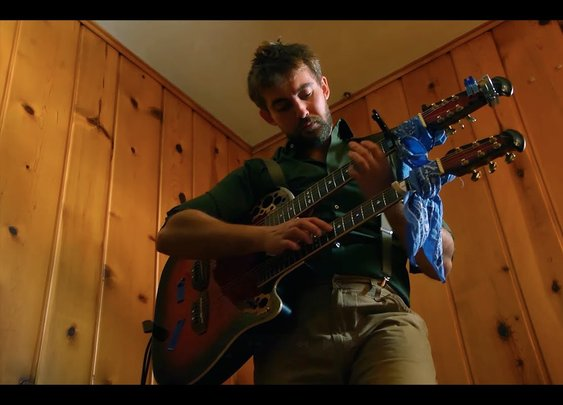 Mark Kroos Plays Dueling Banjos From Deliverance by Himself - YouTube
