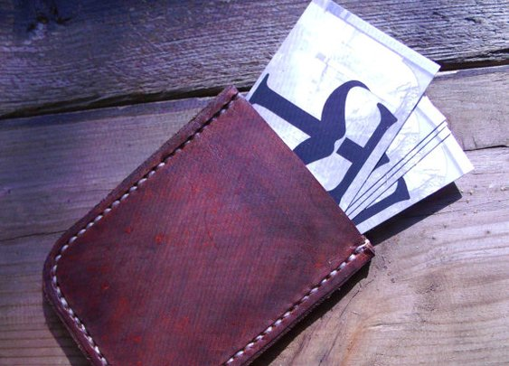 American-made business card cases-Free Monogramming!