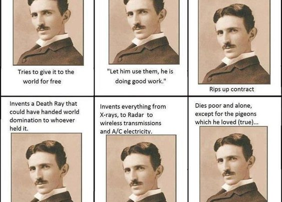 Good Guy Tesla