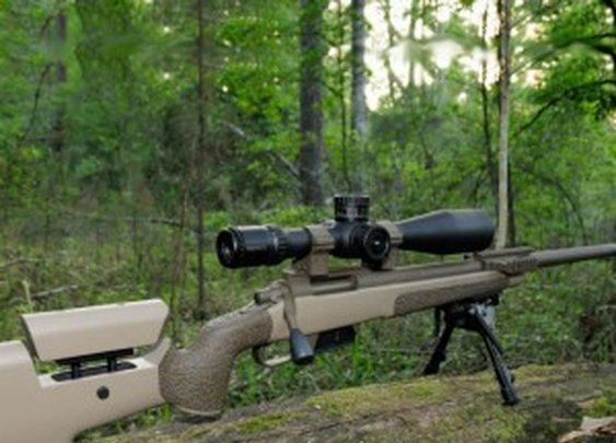 Seneschal – Precision Rifle
