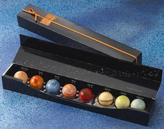 Kaiseki Chocolate Solar System