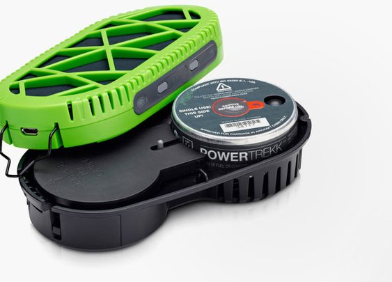 Powertrekk | A fuel cell charger for instant power anywhere