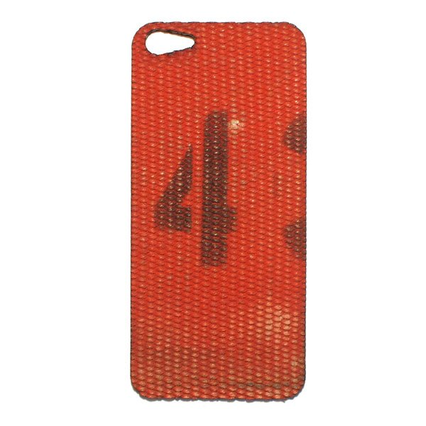 iPhone 5 – Red w/ text* | Station Supply Co.