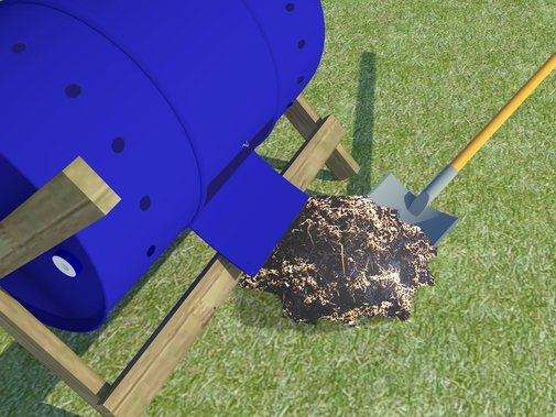 How to Build a Tumbling Composter: 11 Steps - wikiHow