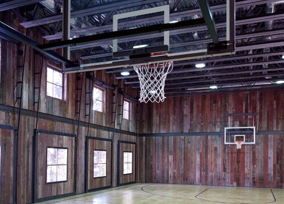 Basketball Design Ideas, Pictures, Remodel, and Decor