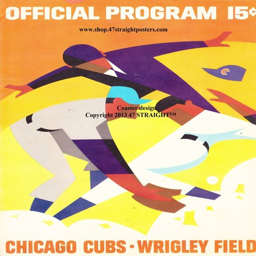 Chicago Cubs Father's Day Gifts. 47 STRAIGHT.™