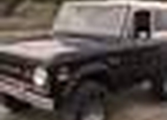 1974 Ford Bronco - Restored (17,900)