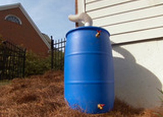 How to Create a Rain Barrel : How-To : DIY Network